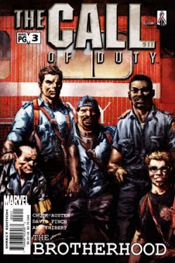 THE CALL OF DUTY being added to Ultraverse Comics