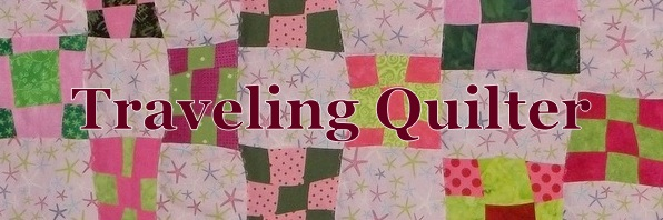 Traveling Quilter