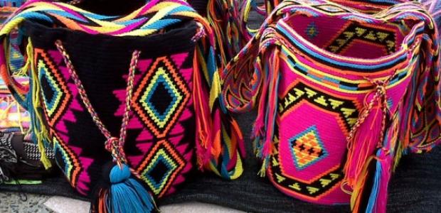 Descubre los bolsos wayuú ~ Crochetadas