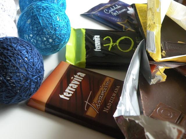 Nowa czekolada Terravita 70 % kakao