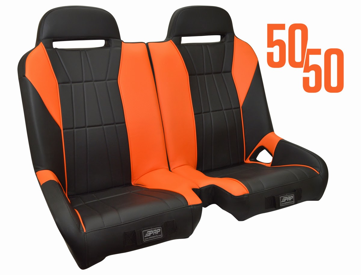 PRP Seats GT 50/50 Front Bench