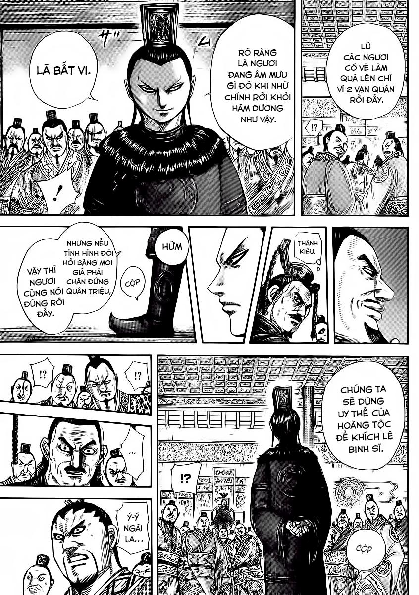 Kingdom - Vương Giả Thiên Hạ Chapter 369 page 18 - IZTruyenTranh.com