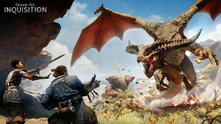 Dragon Age Inquisition Fight