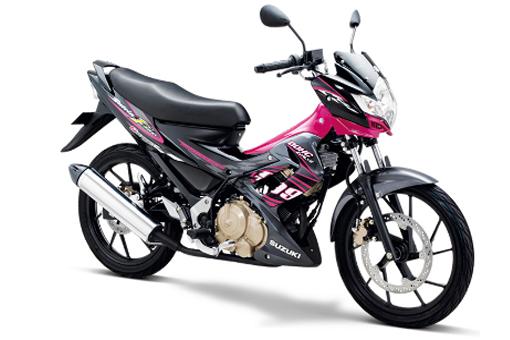 Spesifikasi Suzuki Satria FU 150 : title=
