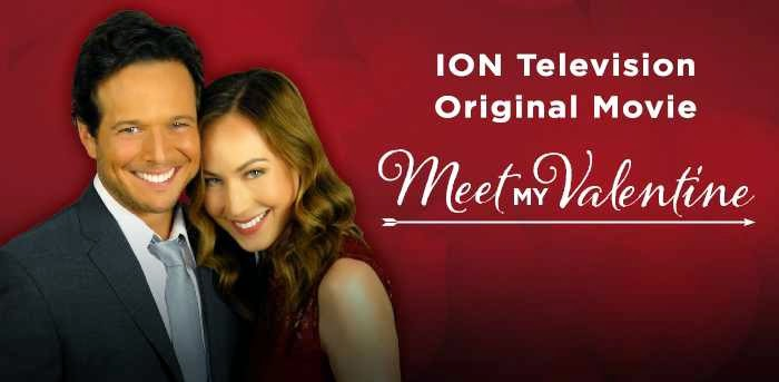 Meet My Valentine, An ION Television Movie Premiere!