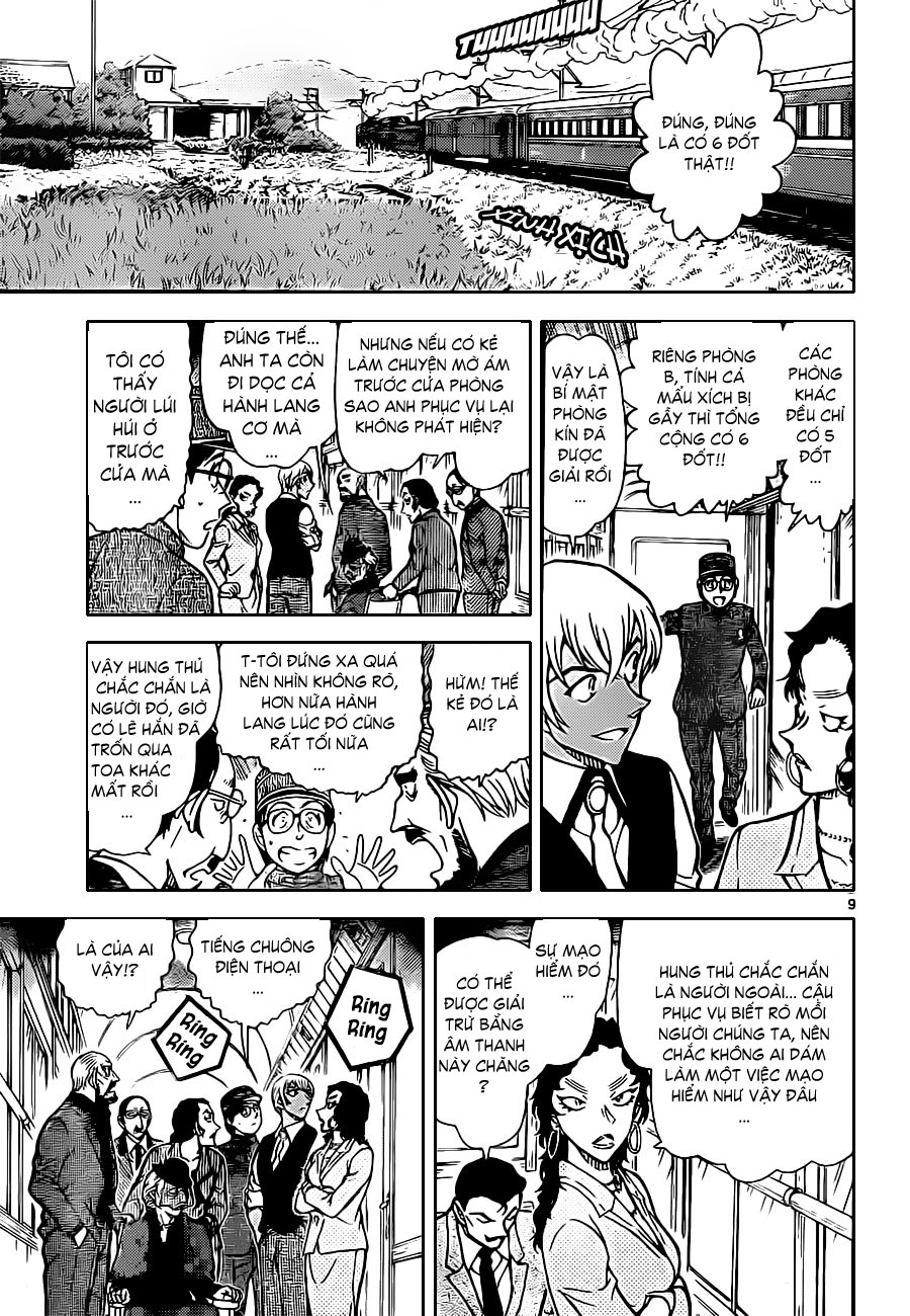 Thám Tử Lừng Danh Conan - Chapter 822 - Pic 10