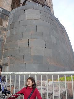 Foto del templo del Qoricancha