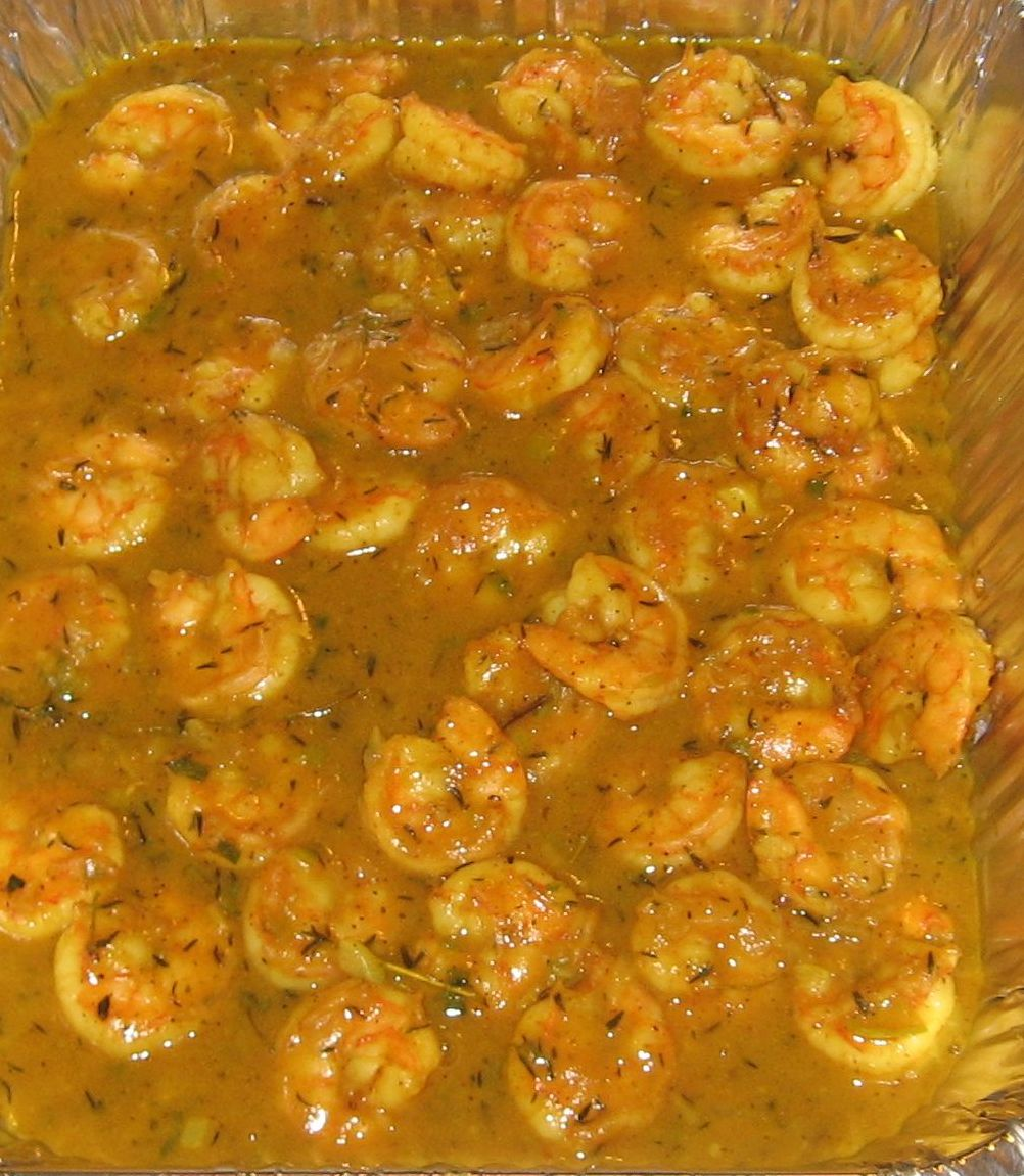 Curried Shrimp Recipe — Dishmaps