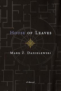 Danielewski's House of Leaves Cover Carolyn M Walker