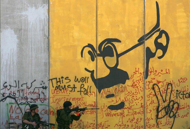 Wide Asleep in America: Israel: Still not doing Gandhi very well