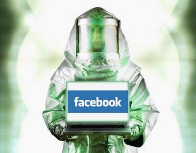 virus ricerca facebook