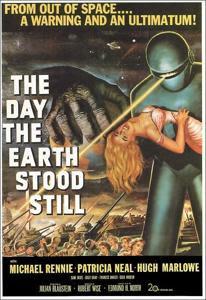 descargar El Dia Que La Tierra Se Detuvo (1951) – DVDRIP LATINO