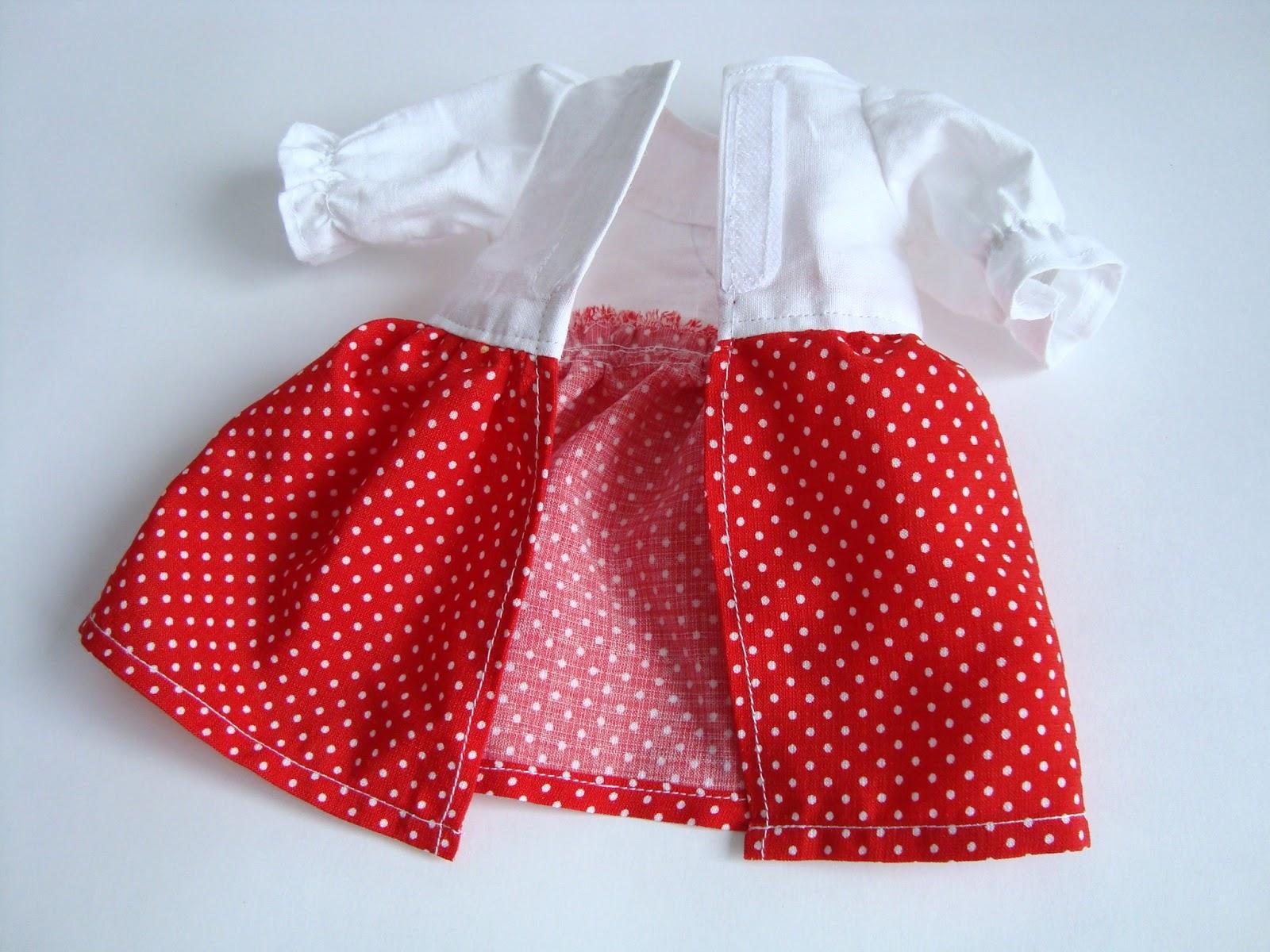 платье для советской куклы