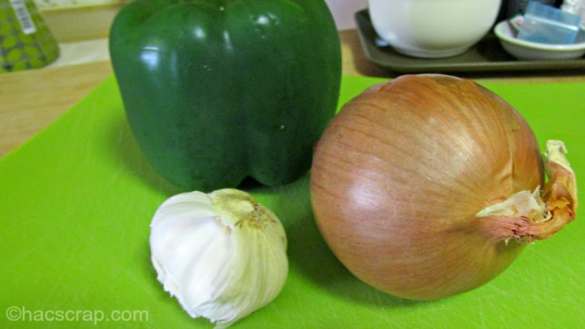 Produce for Slow Cooker Chili