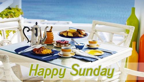 Good Morning Sunday Wallpapers 2015