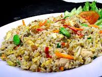 Resep Cara Membuat Nasi Goreng Ikan Asin Enak