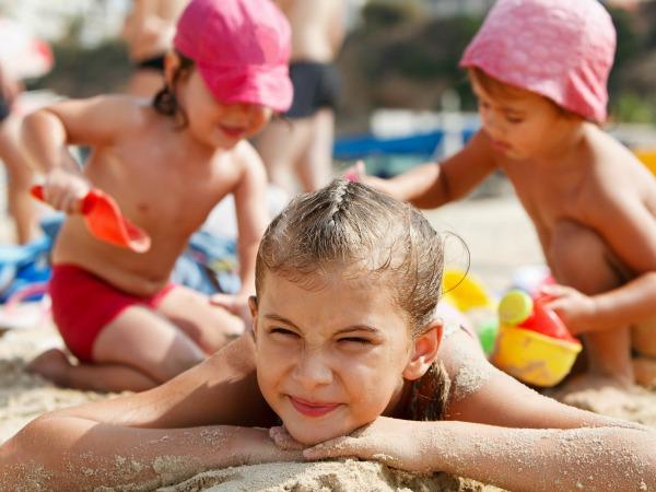 Cómo proteger a los niños cuando hay ola de calor