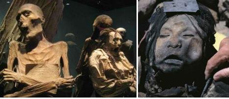 Conheça as múmias mais intrigantes da História
