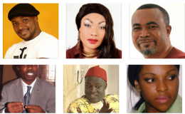 List Of Popular Nollywood Stars That Have Given Their Life To CHRIST