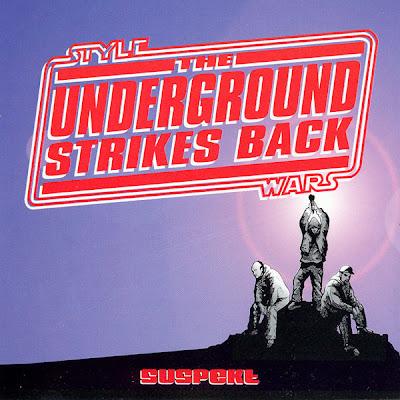 Suspekt – Style Wars – The Underground Strikes Back (1996, CD, 320)