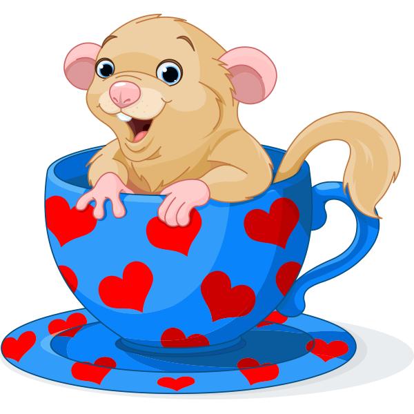 Cuppa Dormouse