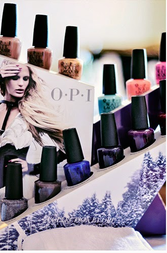 OPI Nordic Fall Winter 2014 Collection