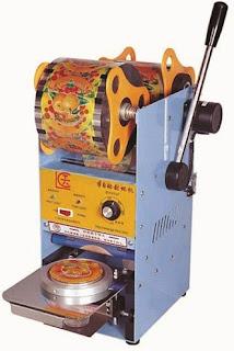 Mesin Cup Sealer, otomatis, murah, bandung, di bandung, surabaya, eton, malang, tangerang, 8 line, automatic, aqua,