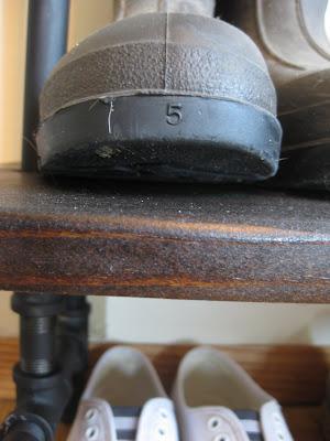Raising Zooey Allen Plumbers Pipe Coat Rack
