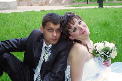 Свадебное фото - будьте счастливы вместе!