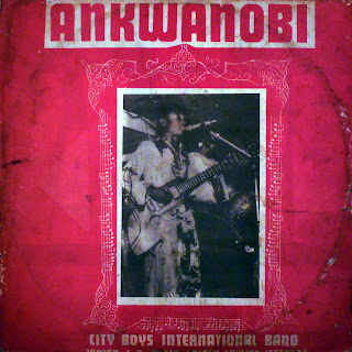 City Boys International  Band -Ankwanobi, Discorama 1982