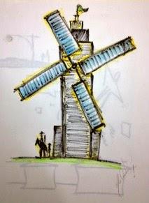 Facilitação Gráfica - Max Ribeiro - Dom Quixote