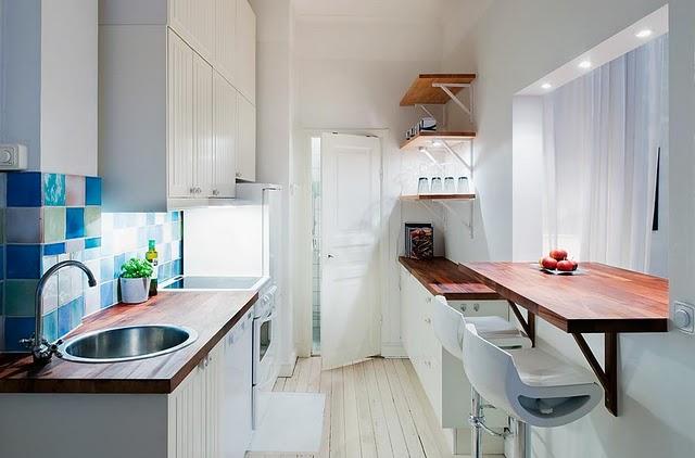 decoracao kitnet simples:lareira, a iluminação e os móveis antigos deram um toque vintage