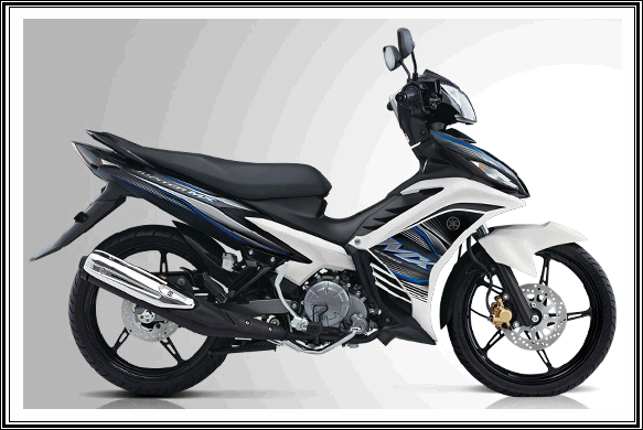 Ducati 848: New Yamaha Jupiter MX color and specs