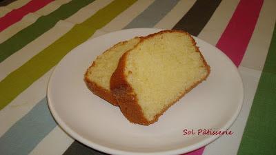 Gâteau au yaourt léger