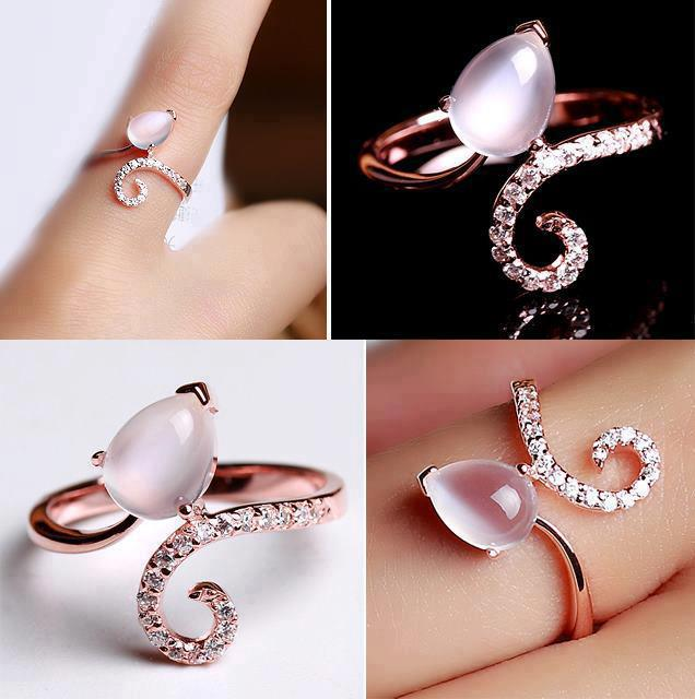 Finger Ring Designs With Alphabets