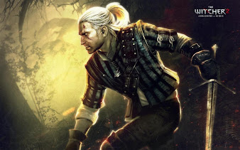 #15 The Witcher Wallpaper
