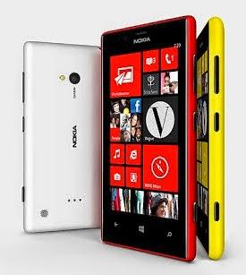 Spesifikasi Nokia Lumia 720 Dengan Harga Murah