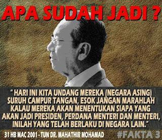 Parti Pribumi Mahathir Bakal Kucar Kacirkan Pakatan