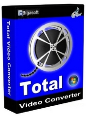 Bigasoft Total Video Converter v4.5.4.5542 With Keygen