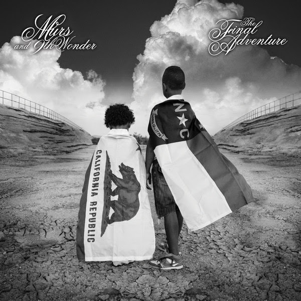 9th Wonder & Murs - The Final Adventure (Deluxe Version) Cover