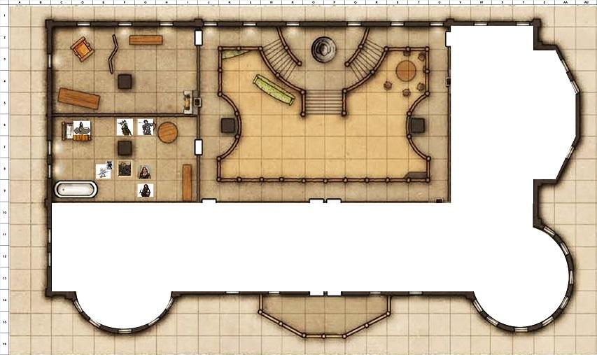 Combat Map - Turn 29 C