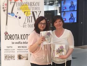 Workshop with Dorota
