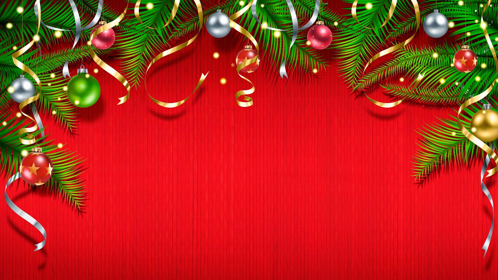 Christmas-Red-Background-greeting-template-HD-card-with-green-garland-ribbons-balls-on-top-image-6000x3375.jpg