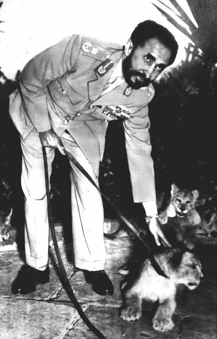 Haile Selassie s 80th ...