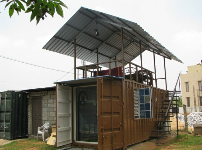 Shipping Container Homes Container Solutions India
