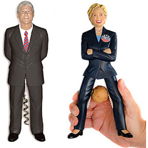 The Bill and Hillary Kitchen Set