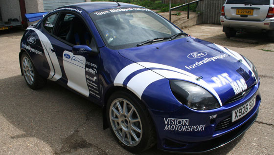 ford puma racing for sale