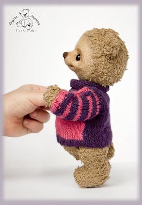 Медвежонок любит тебя