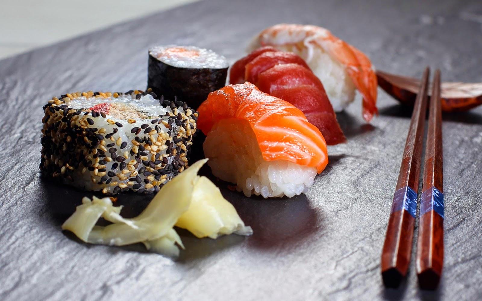 Sushi Food