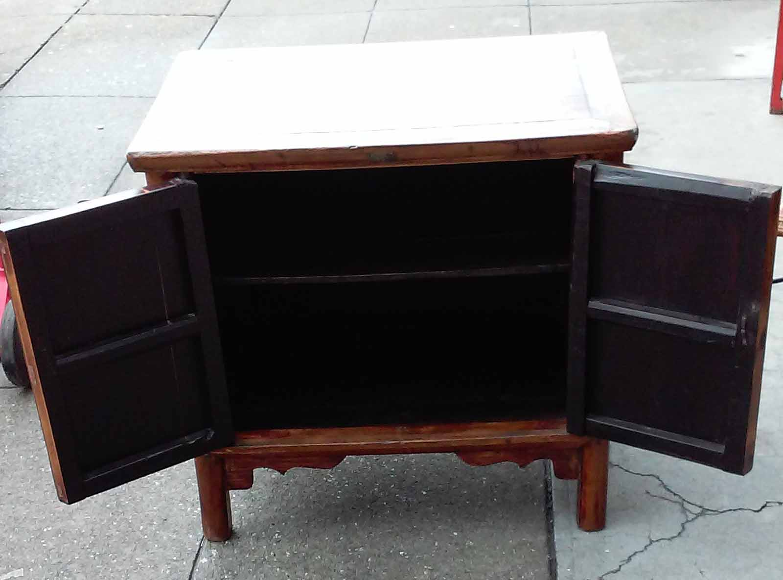 Uhuru Furniture Collectibles Sold Asian Modern Tv Stand